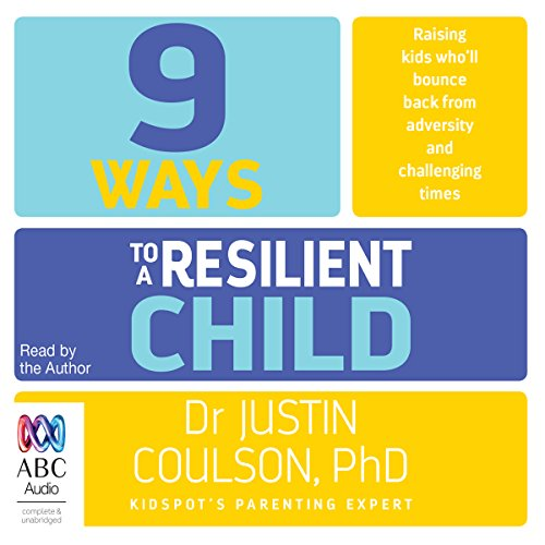 9 Ways to a Resilient Child cover art