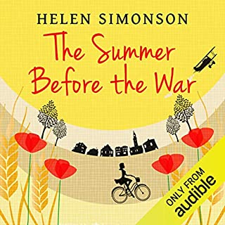 The Summer Before the War                   By:                                                                                                                                 Helen Simonson                               Narrated by:                                                                                                                                 Lucy Scott                      Length: 15 hrs and 58 mins     136 ratings     Overall 4.3