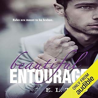 Beautiful Entourage audiobook cover art