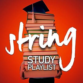 String Study Playlist