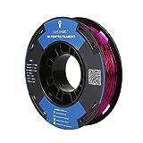 SainSmart Purple Flexible TPU 3D Printing Filament, 1.75 mm, 250g, Dimensional Accuracy +/- 0.05 mm