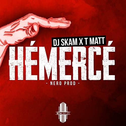 DJ Skam, T Matt