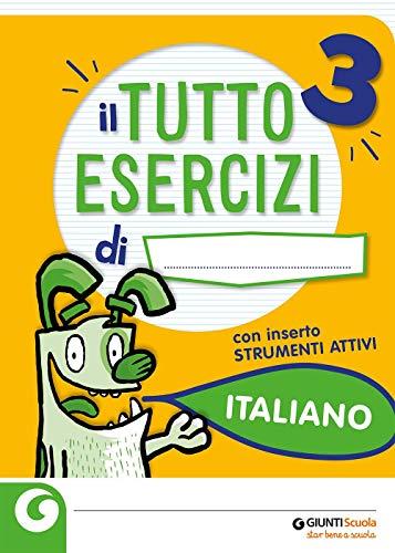 Tuttoesercizi italiano. Per la Scuola elementare (Vol. 3)