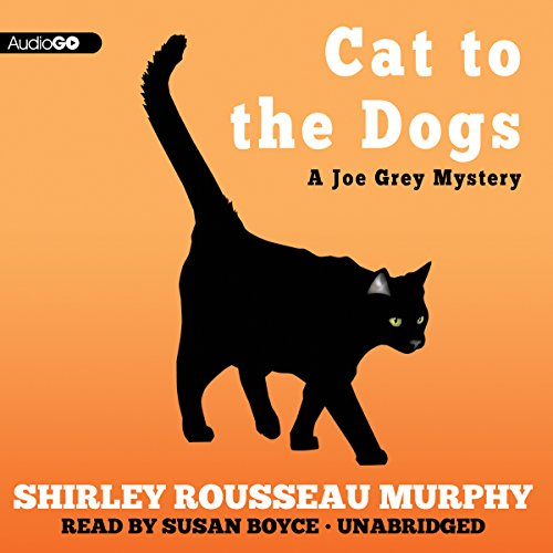 Cat to the Dogs audiobook cover art