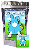 Bunny Butts - Blueberry Flavored Fruit Jellies - Funny Easter Basket Gag Birthday Girl, Boy and Teens Candy Gift