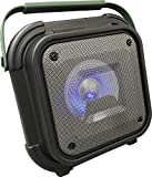 Reflexion OS01BT Baustellenradio UKW AUX, Bluetooth®, UKW, USB Inkl. Karaoke-Funktion, spritzwasser
