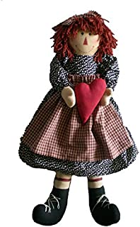 Craft Outlet Raggedy Ann Doll, 24-Inch