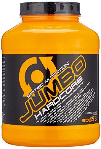 Scitec Nutritiongainer Jumbo Hardcore, Brownie-Praline, 3060g