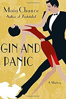 Gin and Panic: A Discreet Retrieval Agency Mystery (Discreet Retrieval Agency Mysteries)