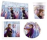 Frozen 2 Disney Party Pack para 16 Invitados