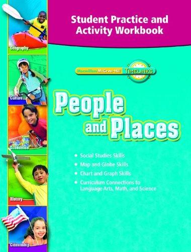 TimeLinks: Second Grade, Student Practice and Activity Workbook (OLDER ELEMENTARY SOCIAL STUDIES)