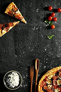 Home Comforts Peel-n-Stick Poster of Pizza Dominos Kitchen Cooking Pizza Pizza Hut Vivid Imagery Poster 24 x 16 Adhesive Sticker Poster Print
