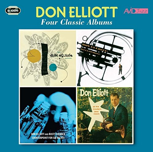 4 Classic Albums: Quintet / Mellophone / Counterpoint For 6 Valves / At The Modern Jazz Room