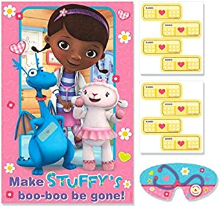 Party Game | Disney Doc McStuffins Collection | Party Accessory