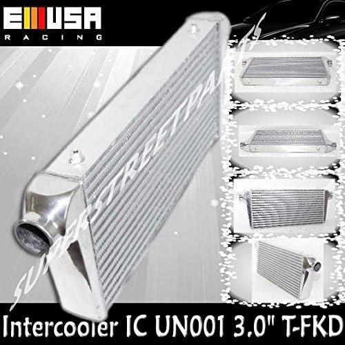 Universal Intercooler 31x12x3