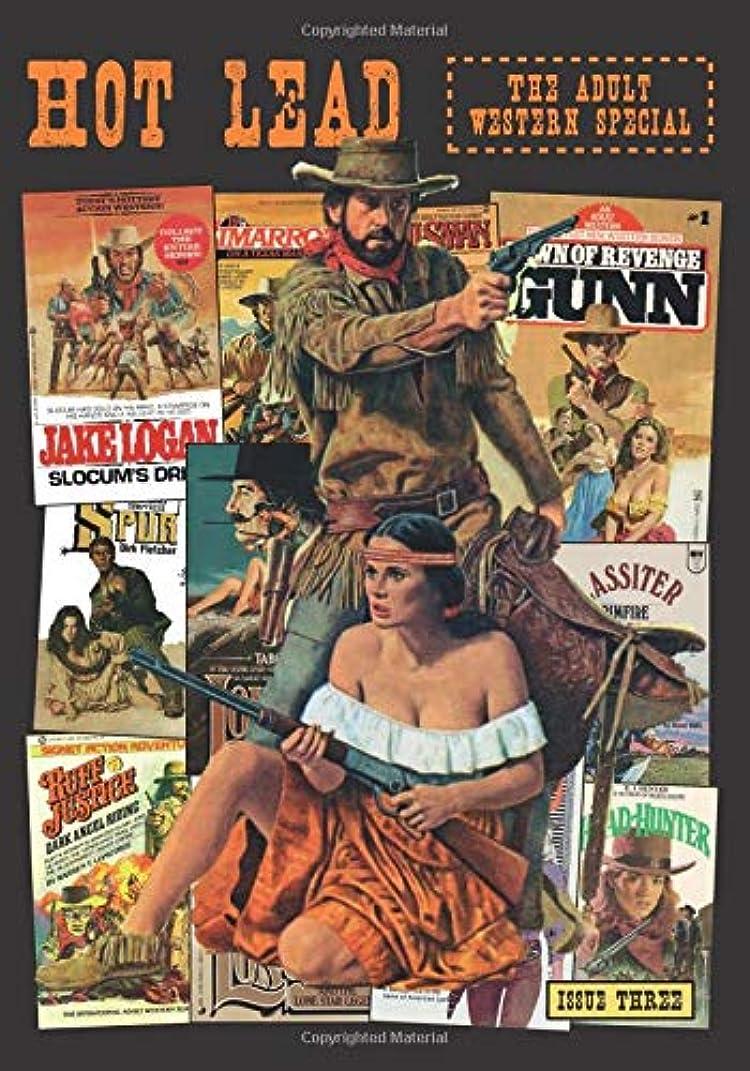 おいしいマーティフィールディング知覚Hot Lead issue 3: The Adult Western special