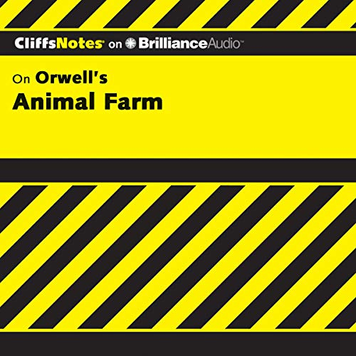 Animal Farm: CliffsNotes cover art