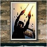 FRTTCYO Poster Der dunkle Turm Revolverheld Stephen King