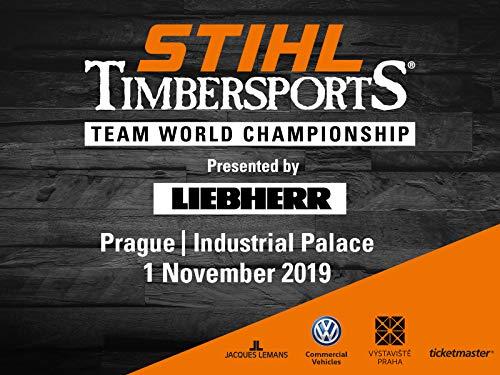 Stihl Timbersports®  Team Weltmeisterschaft 2019 Teil1 - Achtelfinale