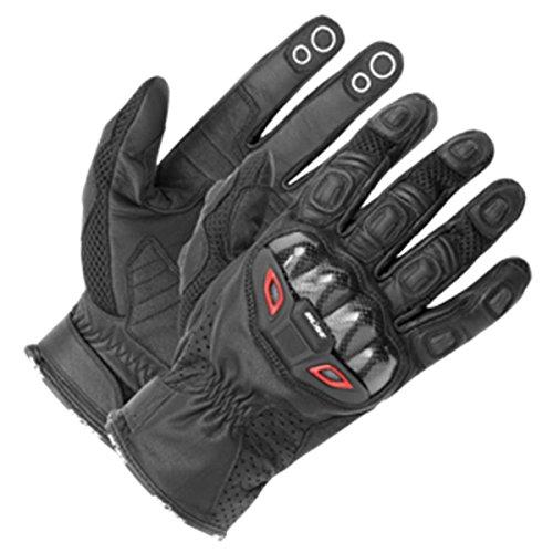 Büse Airway Handschuh, Farbe schwarz, Größe M / 8