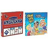 Falomir Superpoly, Juego de Mesa, Clásicos, Multicolor (646375)...