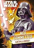 Disney Star Wars - Mes gommettes dorées et argentées