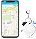 Key Finder, Kimfly Item Finders Phone Finders Wallet Finder, Bluetooth Smart Trackers Purse Luggage Tracker Anti Lost Reminder Works with Android & iOS