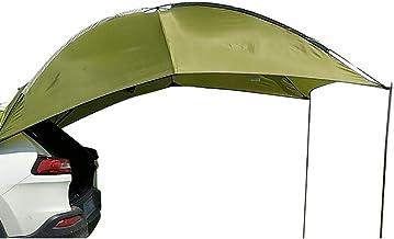 QUUY Zonneluifel, waterdicht Oxford camping voortent luifel auto achtertent auto kant account tenten slijtvast anti-UV ten...