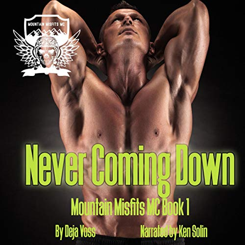 Never Coming Down cover art