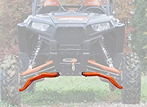Super ATV Polaris RZR 1000 High Clearance A-Arms - Lower only (mulitple colors avaIlable) (Red)