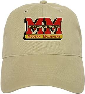 CafePress Minneapolis Moline Tractor Baseball Cap