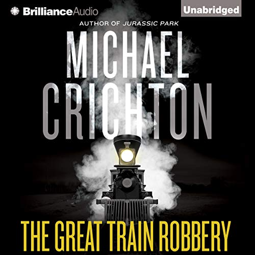 Page de couverture de The Great Train Robbery