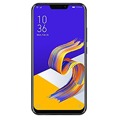 Asus ZenFone 5 ZE620KL 64GB Midnight Blue, Dual Sim, 4GB Ram, 6.2-inches, GSM Unlocked International Model, No Warranty