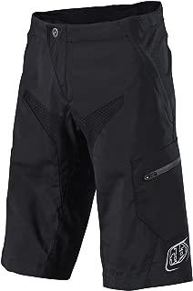 Troy Lee Designs Moto Short - Men's Solid Black, 34