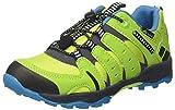 Lico Fremont, Zapatos de Senderismo Unisex niños, Azul (Lemon/Marine/Petroleo Lemon/Marine/Petroleo), 34 EU
