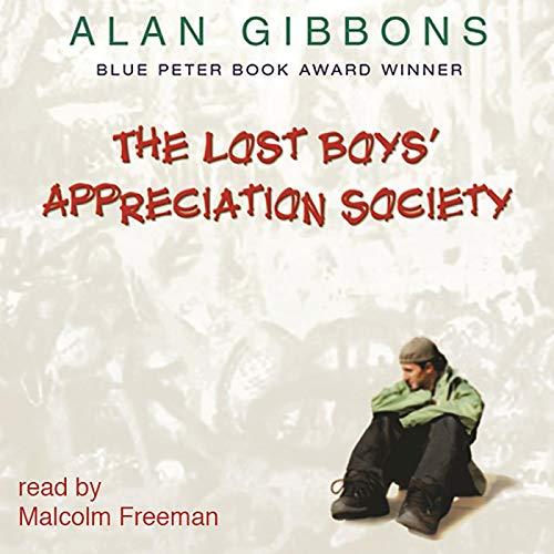 The Lost Boys' Appreciation Society audiobook cover art