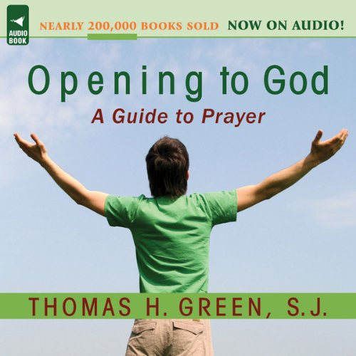 Opening to God audiobook cover art