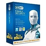 【旧製品】ESET ファミリーセキュリティ|5台3年版|Win/Mac/Android対応