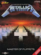 Best master of puppets guitar book Reviews