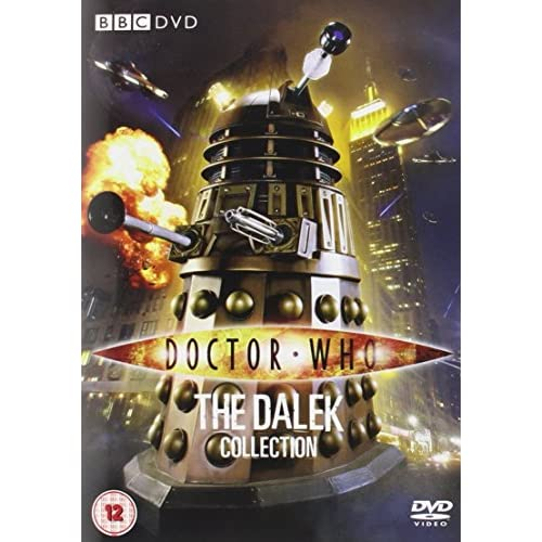 Doctor Who: The Dalek Collection (3 Dvd) [Edizione: Regno Unito] [Edizione: Regno Unito]