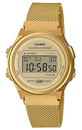 Casio Watch A171WEMG-9AEF