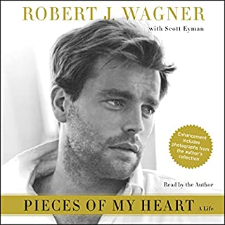 Pieces of My Heart audiobook cover art