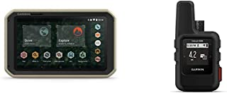 $1018 » Garmin Overlander, Rugged Multipurpose Navigator for Off-Grid Guidance & 010-01879-01 InReach Mini, Lightweight and Compac...