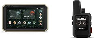 $1049 » Garmin Overlander, Rugged Multipurpose Navigator for Off-Grid Guidance & 010-01879-01 InReach Mini, Lightweight and Compac...