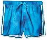 adidas 3S F Cx Sh Vs, Costume da Nuoto Uomo, Tech Indigo, 4