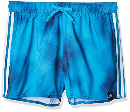 adidas 3S F Cx Sh Vs, Costume da Nuoto Uomo, Tech Indigo, 8