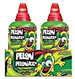 Pelon Pelonazo Tamrind Flavor Jumbo Size Mexican Candy, 4-Count, 3.5oz Authentic Mexican Candy