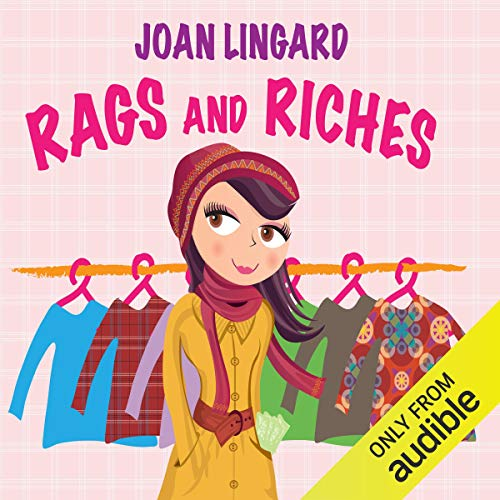 Rags and Riches audiobook cover art