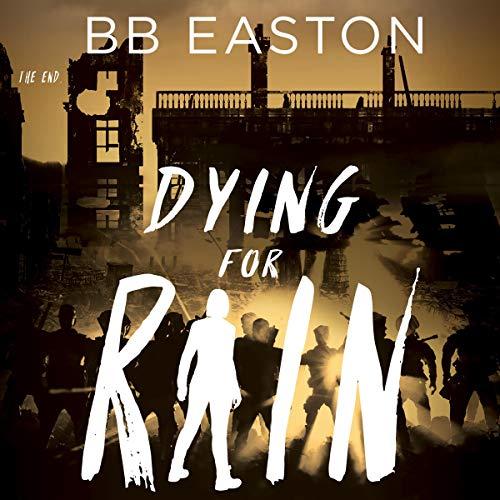『Dying for Rain』のカバーアート