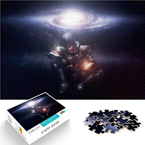 Puzzles  Mass Effect